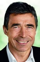 Anders Fogh Rasmussen.